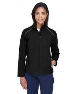 Harriton Ladies' Echo Soft Shell Jacket