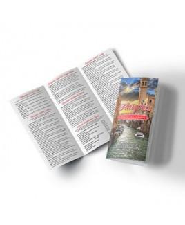 "PaperSplash 8 1/2"" x 11"" Tri-Fold Brochure"