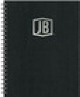 """Classic Cover Series 1 Large NoteBook (8.5""""x11"""")"""