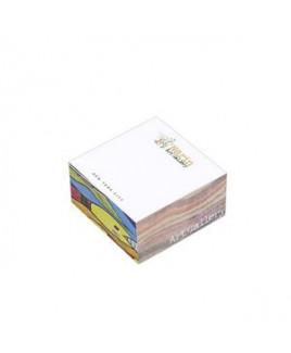 "3""x3""x1 1/2"" BIC® Non-Adhesive Cube Pads"