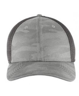 New Era® Tonal Camo Stretch Tech Cap