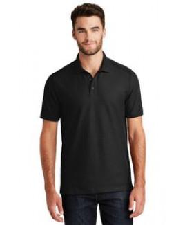 New Era® Men's Venue Home Plate Polo Shirt