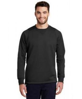 New Era® Men's Venue Fleece Crew Shirt