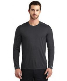 OGIO® ENDURANCE Men's Long Sleeve Pulse Crew Shirt