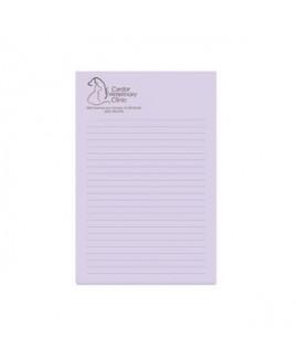 "4""x6"" BIC® Adhesive 100 Sheet Notepad"