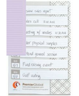 "6""x9"" BIC® Adhesive 50 Sheet Notepad"