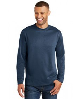 Port & Company® Men's Performance Fleece Crewneck Sweatshirt
