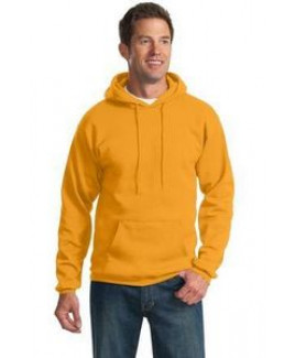 Port & Company® Men's Tall Essential Fleece Pullover Hooded Sweatshirt
