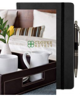 """PedovaPocket™ Journal w/Full-Color Tip-In (5.5""""x8.5"""")"""