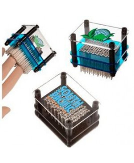 Mini Metal Pin Point Toy (Overseas)