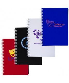 Hardcover Spiral Notebook