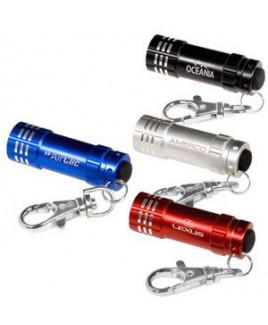 Micro 3 LED Torch/Key Holder
