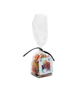 Tropical Trail Mix with Square Magnet