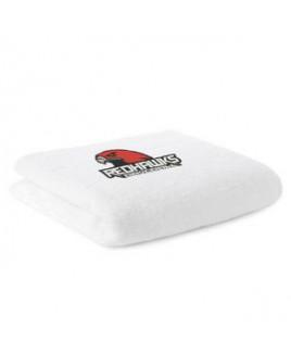 Athlete Flat Hem Sport Towel