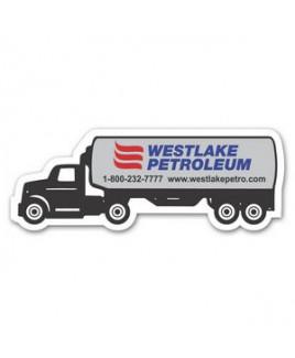 Oil Truck Magnet
