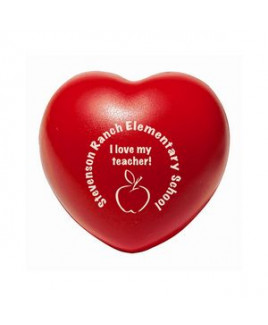 Red Heart Stressball