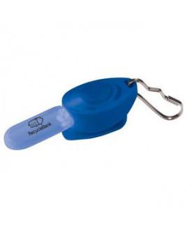 Zipper Puller Safety Light