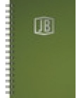 """Deluxe Cover Series 3 SeminarPad (5.5""""x8.5"""")"""