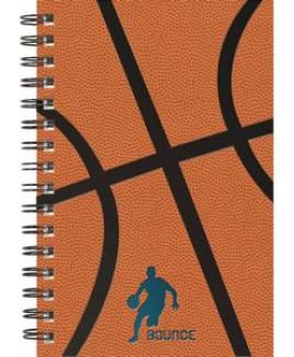 """Sports Books - Seminar Pad (5.5""""x8.5"""")"""