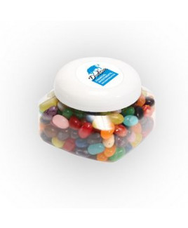 Jelly Belly® Candy in Lg Snack Canister