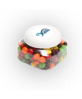 Skittles® in Lg Snack Canister