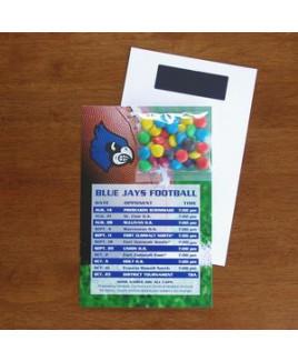 Mini Bag M&Ms® on Stick Up Card
