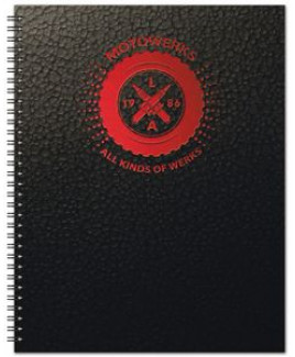 """TheAnalyst™ Deluxe Front Monthly Planner/Chip Back (8.5""""x11"""")"""