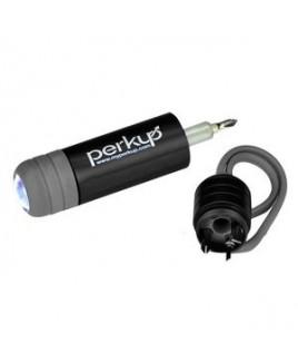 Silicone Strap Flashlight Screwdriver