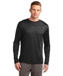Sport-Tek® Men's Tall Long Sleeve PosiCharge® Competitor™ Tee