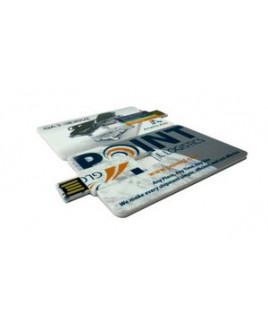 USB Stick 610 - Credit Card-Style USB