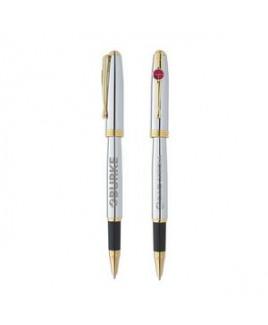 BIC® Select™ Worthington® Chrome Roller Pen