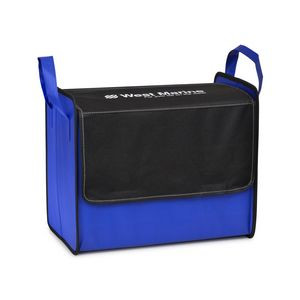 Cooper Cargo Box with Closure Blue-Navy