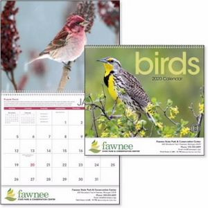 Triumph® Birds Appointment Calendar