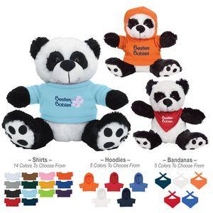 """8 ½"""" Big Paw Panda"""
