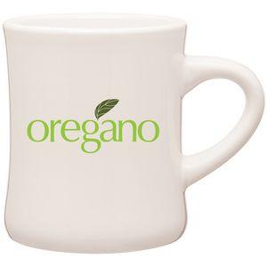 10oz Diner Mug (Natural)