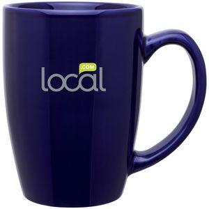 14oz Contour Mug (Cobalt Blue)