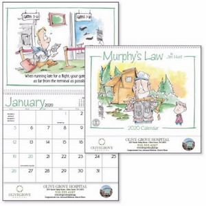 Triumph® Murphy's Law Calendar