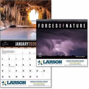 Triumph® Forces of Nature Appointment Calendar