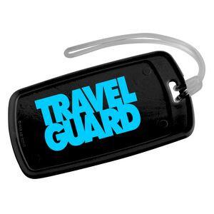 Traveler Rectangular Luggage Tag