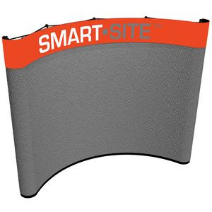 10' Curved Show 'N Rise Header Panel