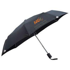 "42"" Auto Open/Close Windproof Safety Umbrella"