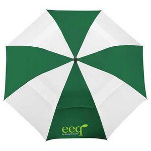 "42"" Vented Auto Open Windproof Slim Stick Umbrella"