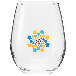 12oz Vina Stemless Wine Taster Glass (Clear)