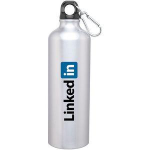 24oz H2go Aluminum Classic Bottle (Aluminum)