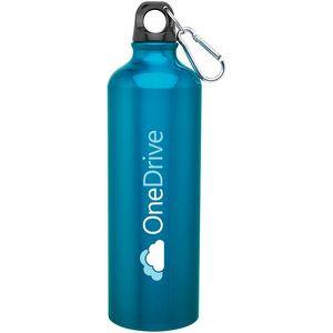 24oz H2go Aluminum Classic Bottle (Aqua)
