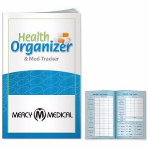 BIC Graphic® Better Book: Health Organizer & Med-Tracker