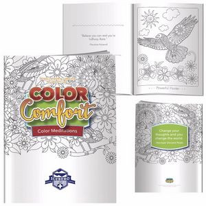 BIC Graphic® Adult Coloring Books - Hues of Happiness (Flowers)