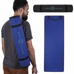 Yoga Mat w/Shoulder Strap