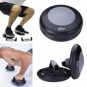 360° Rotating Push-Up Grips