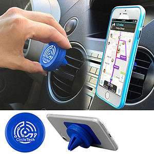 """""""Bise"""" Automotive Magnetic Cell Phone Docking Station (Overseas)"""